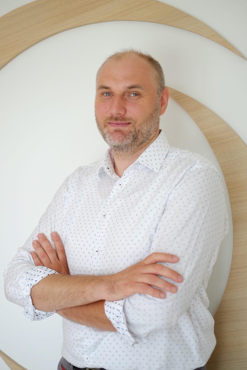 Kupryjaniuk w gabinecie osteopatii Warszawa
